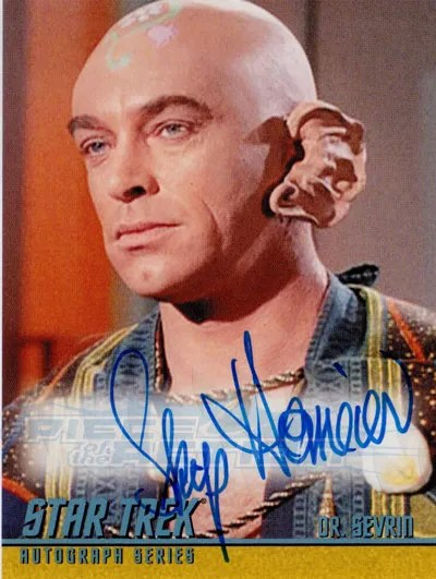 The Classic Star Trek Autograph Reference Center!: Skip ...