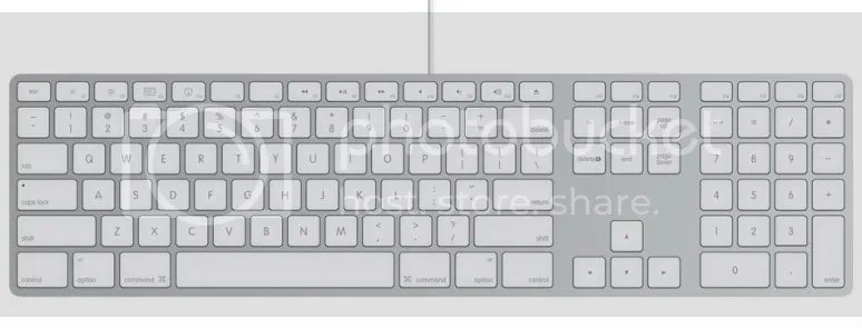apple-alu-keyboard
