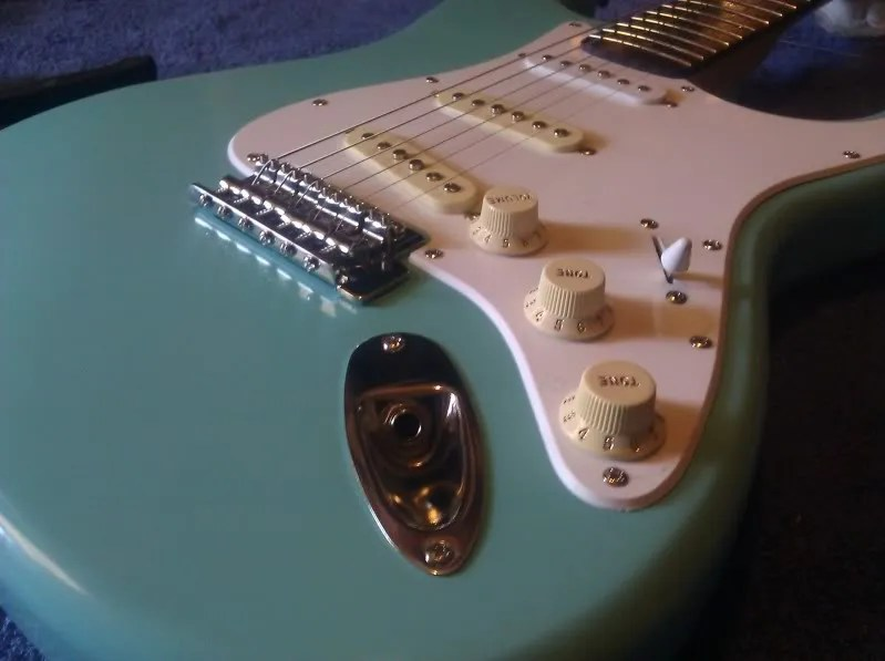 """My First Project – """"Modding"""" a Squier by Fender® Bullet ..."""