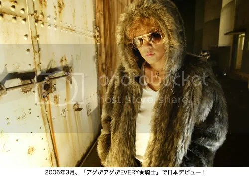 Furry Coat!