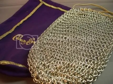 Chainmail and Crown Royal