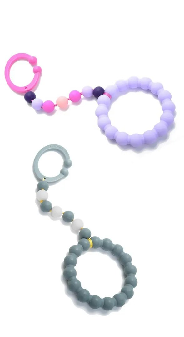 Coolest baby gifts of the year: Chewbeads teething toys   Cool Mom Picks Editors' Best