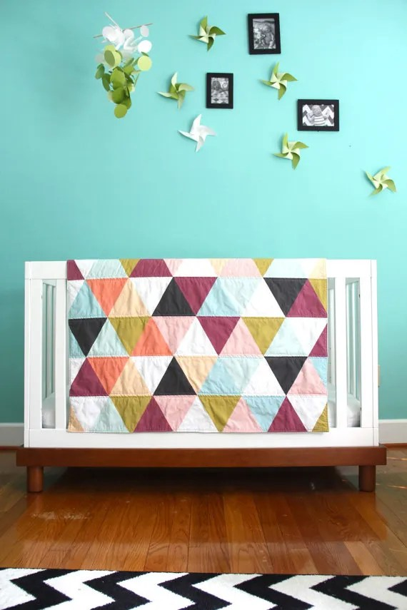 Gender Neutral Crib Bedding Ideas Reader Q A Cool Mom
