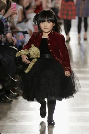 Straight Off The Runway The Coolest From Ralph Lauren Kids