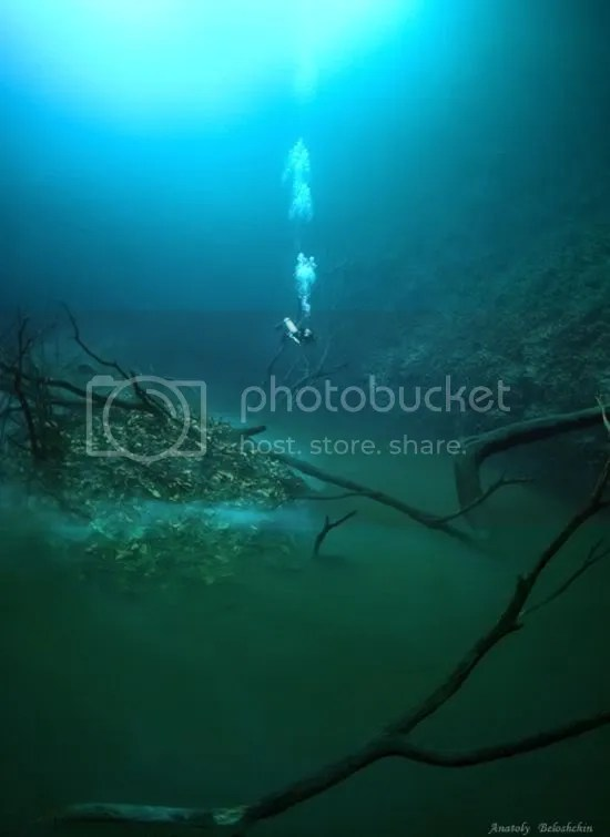 Foto Sungai Dalam Laut 2
