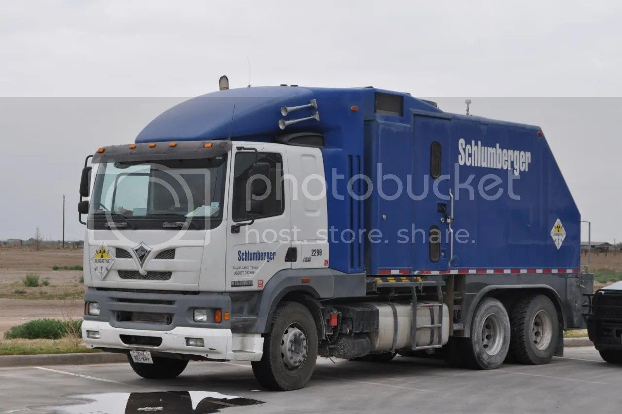 Schlumberger Pictures Texas