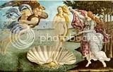 El nacimiento de Venus Botticceli