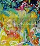 Ahora las pinturas abstractas sirven para algo!!!