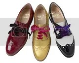 brogues trio