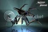 Alien del videojuego de Starship Troopers