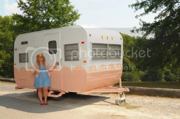 Pretty Things - Mobile Vintage Trailer Boutique