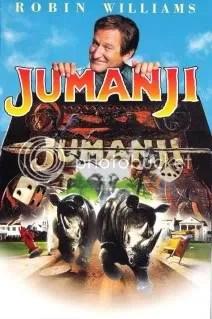 jumanji (terinspirasi dari indonesiakah?)