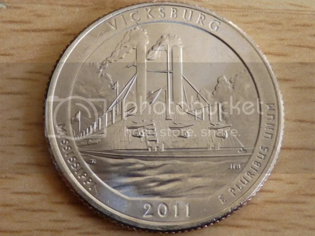 Us National Parks State Quarter Mint New Editions Coin 25 Cents