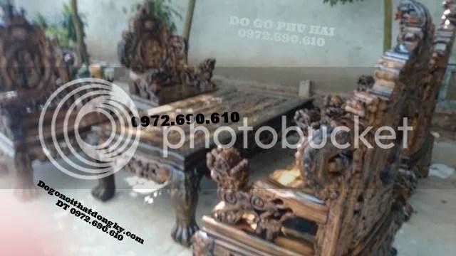 Sập thờ gỗ nu nghiến cao cấp hcm