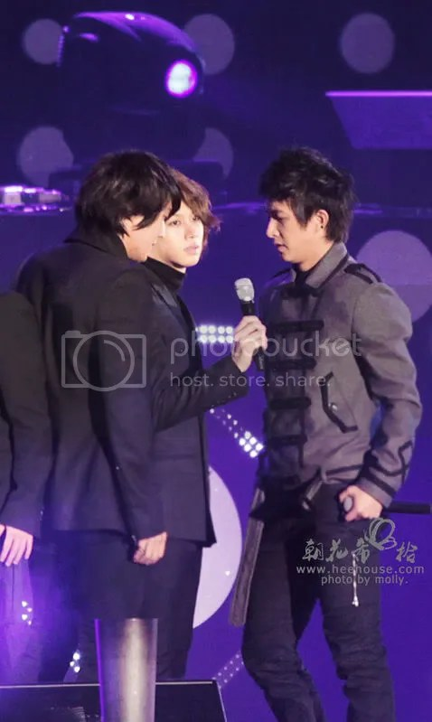 Heechul,Super Junior,Hangeng,Siwon