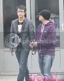 [09.11.24] Hangeng with his dance teacher