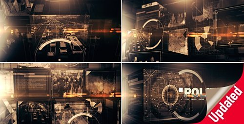 Political Events - After Effects Project (Videohive)