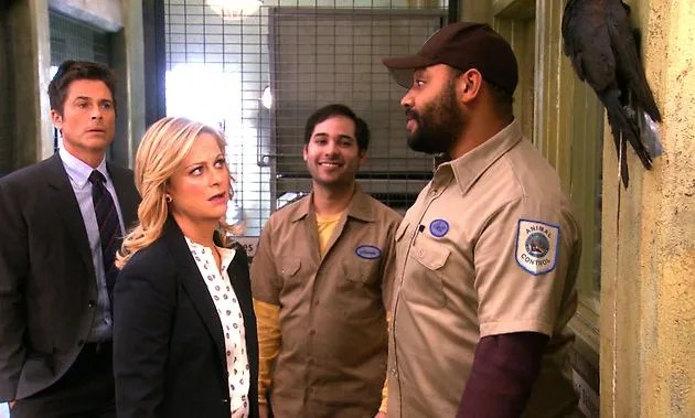 Parks and Rec Animal Control Promo Still