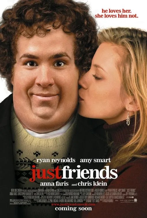 Just Friends movie poster
