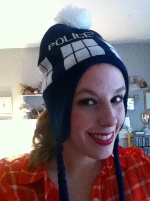 TARDIS hat