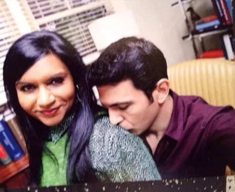 The Mindy Project Danny Mindy Box