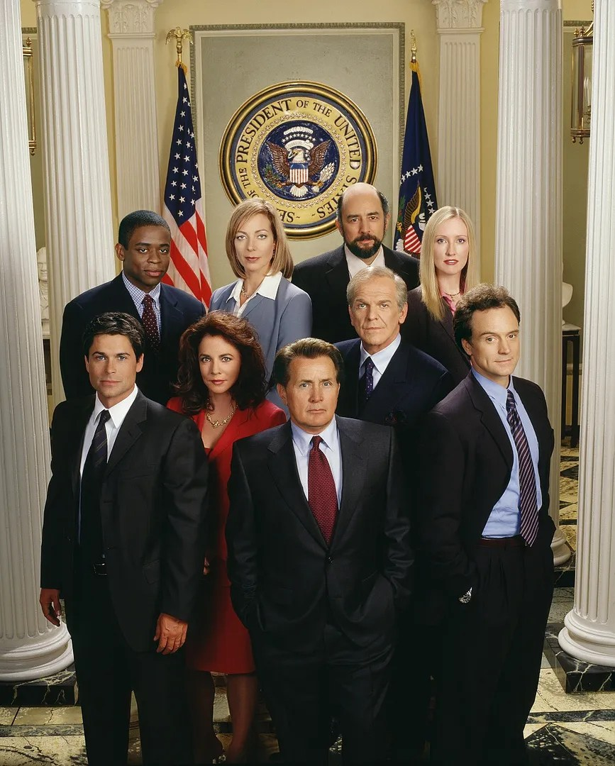 The West Wing Cast Photo
