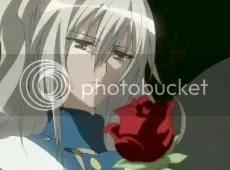 HOOOOOT SHIZUMA-SAMA With Red Rose XD!
