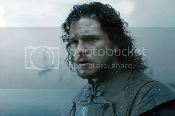 Jon Snow in Hardhome