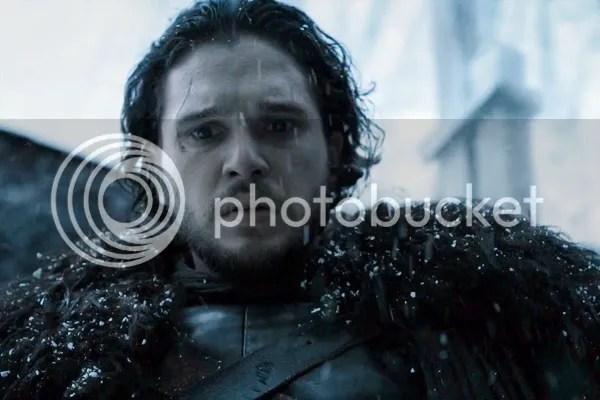 Jon Snow in Oathbreaker