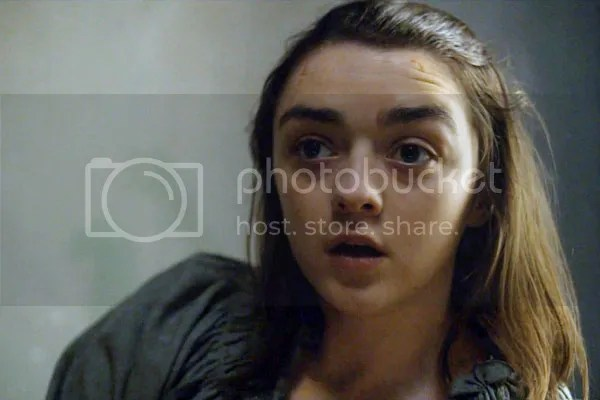 Arya Stark in No One