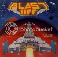 K-Tel's Blast Off album cover