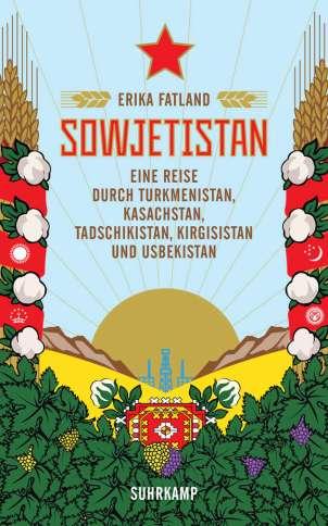 Cover Sowjetistan (c) Suhrkamp