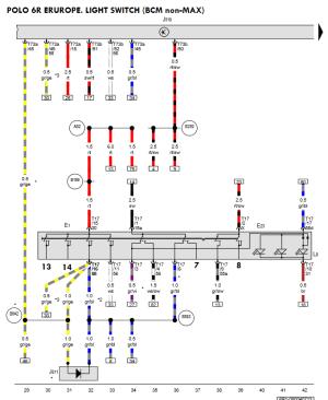 Vw Polo Light Switch Wiring Diagram  Somurich
