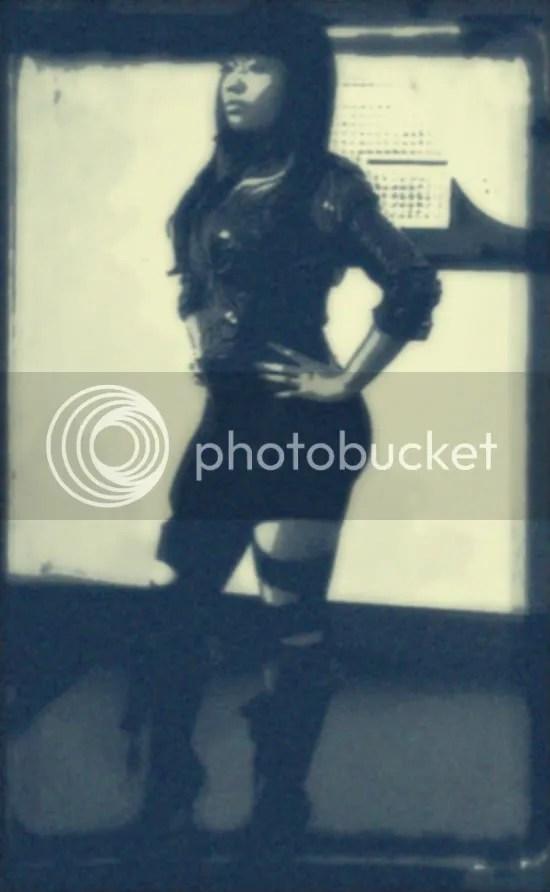 Nicki Minaj @ The 2009 BET Hip Hop Awads