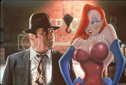 jessica rabbit y eddie valiant