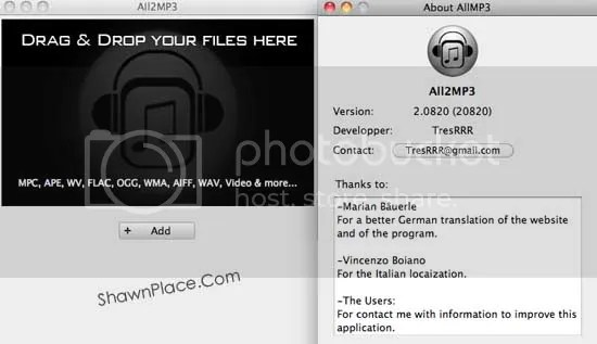 Mac iTunes Convert to MP3