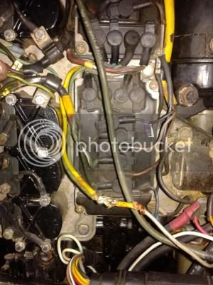 Need help! Mercury 115 inline won't start, no spark Was