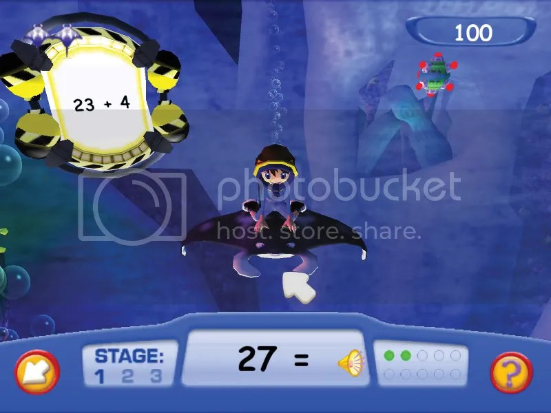math skills kid game wii jumpstart