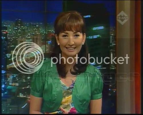 Newcomer in Trans TV (Milda Julian, Dian Mirza, Reni Riswanda, Ivan Kurnia, AryaditaUtama) (2/6)