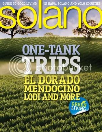 Solano Magazine April 2009