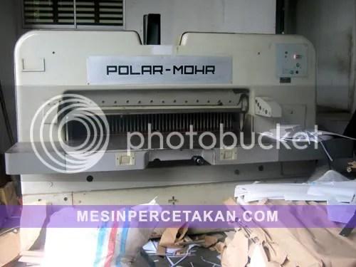 Mesin Potong Kertas Polar150-EMC