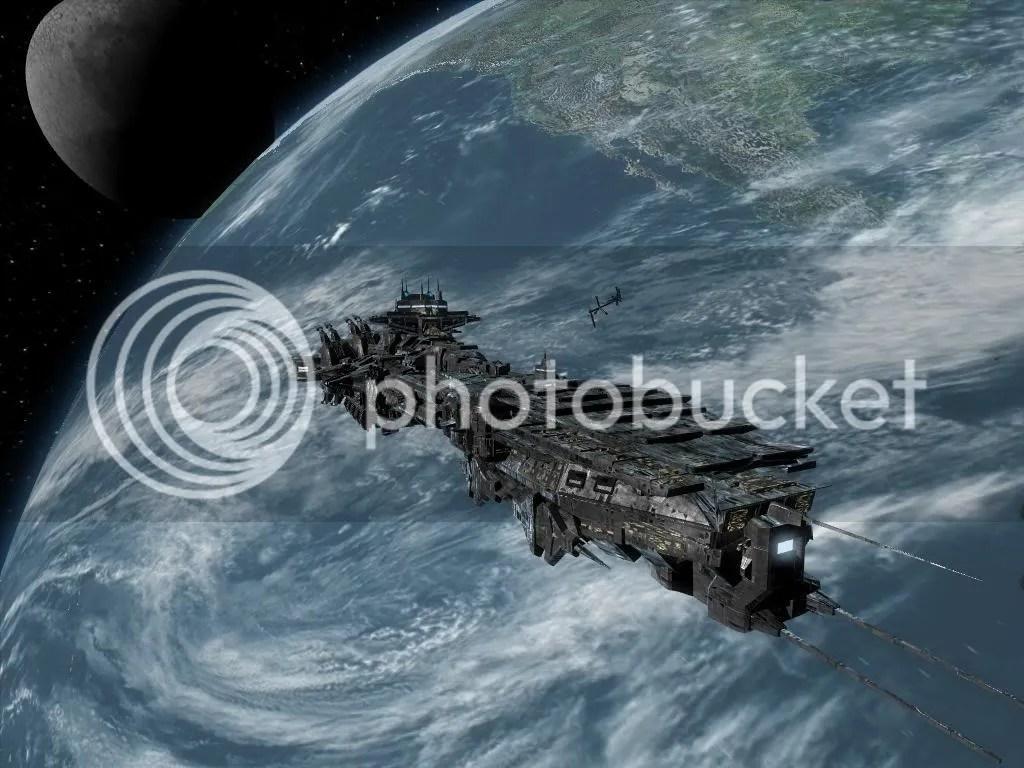 Spaceship Photo By USAFPilot2009 Photobucket