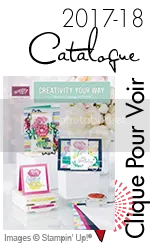 Stampin' Up! Catalogue annuel 2017-2018