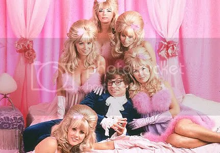 Austin and Fembots