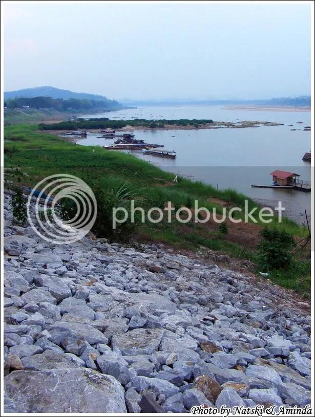 วิวริมแม่น้ำโขง เชียงคาน