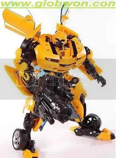 transformers bumblebee movie 2008 voiture jouet globwonstore 39 s blog. Black Bedroom Furniture Sets. Home Design Ideas