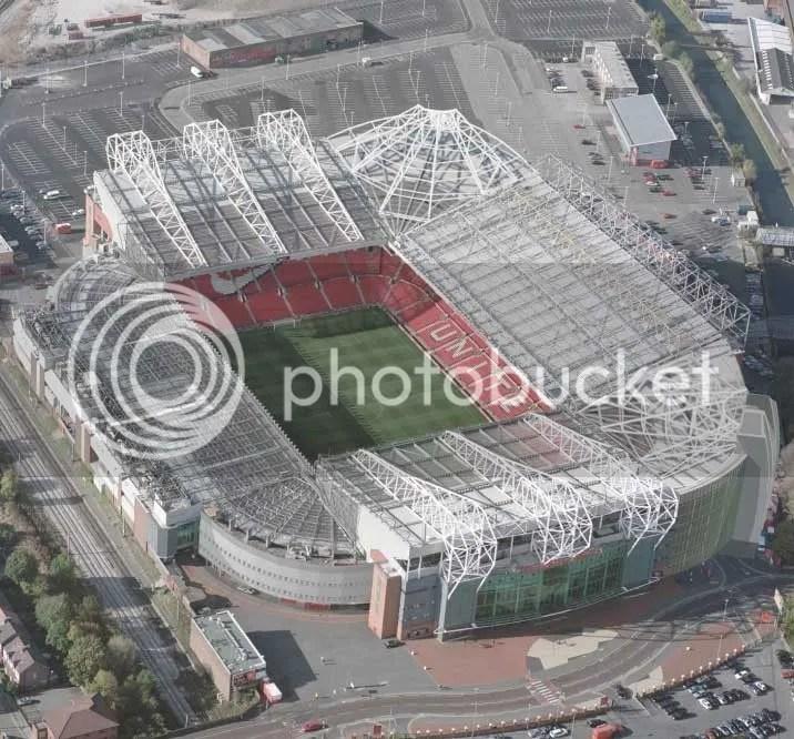 Old Trafford 2006 - Present Day