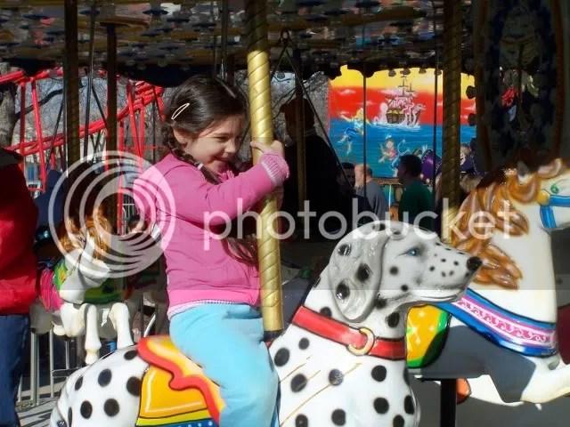 Cricket on the Carousel