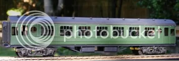 1379 class Park Royal suburban coach