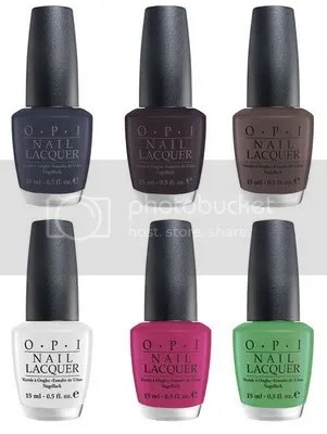 Matte Nail Polish Hot Nail  Color Trends Fall Winter 2009 2010 photo